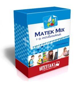Matek Mix - Ingyenes Matek Feladatok 1-9 osztályosoknak
