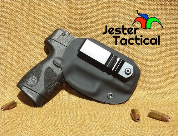 BEST DEAL  Taurus PT111/140 Millennium G2 Custom Kydex IWB