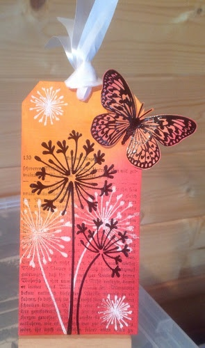 Zoeblingcards - would do it without the butterfly