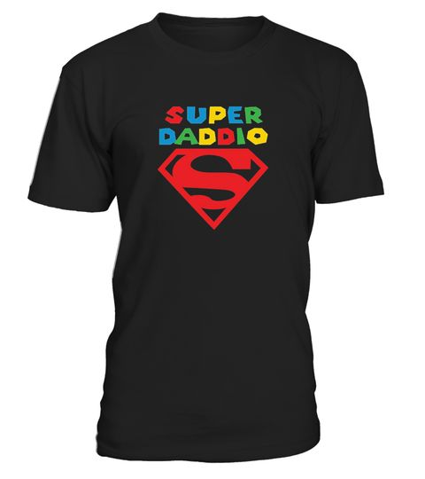 # Mens Super Daddio Shirt Fathers Day .   funny fathers day tshirt, unique super daddio tee shirt, custom funny fathers day shirt, super daddio t-shirt, gift for daddy, video game shirt, gift for video game lover, gift for gamer on birthday, cute gift for father's day, gift for video gamer shirt fathers day shirt, fathers day tee shirt, Dad to The Second Power Shirt, Dad to The Fourth Power Shirt,, Dad 3 Shirt, Dad 3 T-Shirt, The Walking Dad Shirt, birthday, christmas, father's day, gift for…