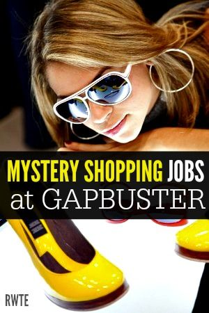 Become A Mystery Shopper At Gapbuster Mystery Shopper Mystery