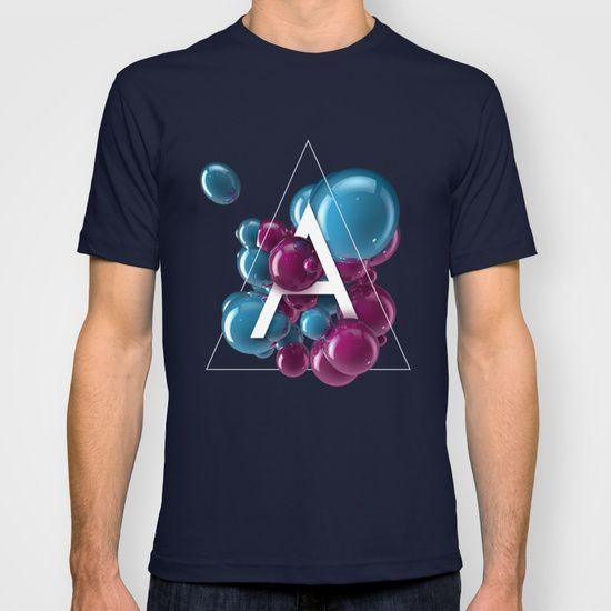 3D Aly Bubbles T-shirt