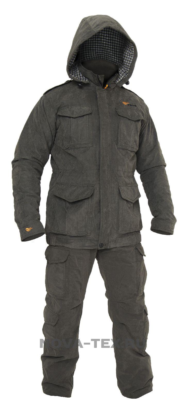 Шутер костюм (финляндия, хаки) PRIDE