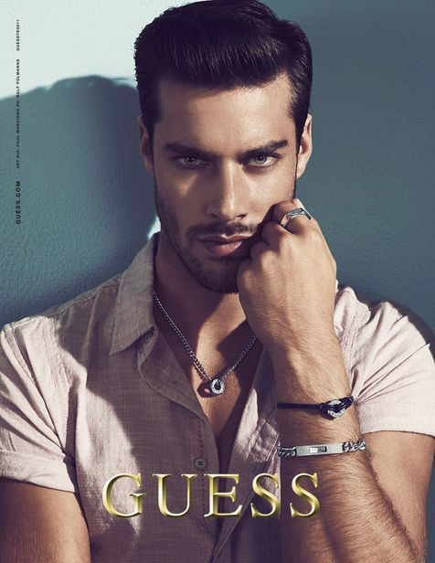 Goncalo Teixeira for Guess Accessories
