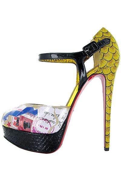 Christian Louboutin - Women's Shoes - 2012 Spring-Summer