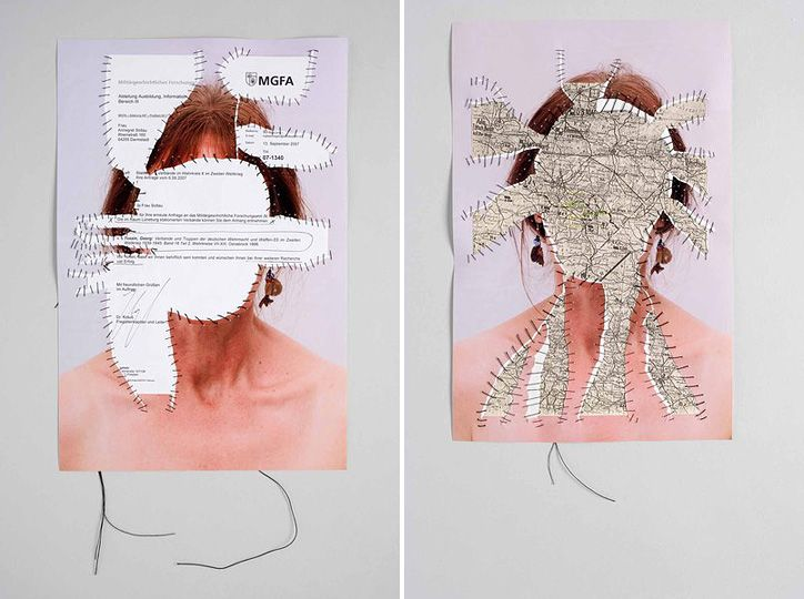 ANNEGRET SOLTAU   MUTATIONS AND MUTILATIONS   Daily METAL