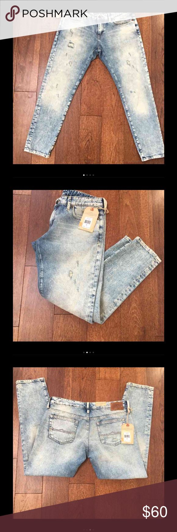 Denim and supply Ralph Lauren core blue wash jeans Denim and supply Ralph Lauren core blue wash jeans. Size 27, 28. Retail price $125. 100% cotton. Skinny boyfriend. Denim & Supply Ralph Lauren Jeans Boyfriend