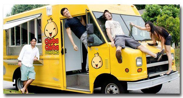 Chirba-Chirba Dumpling food truck, Raleigh-Durham, NC
