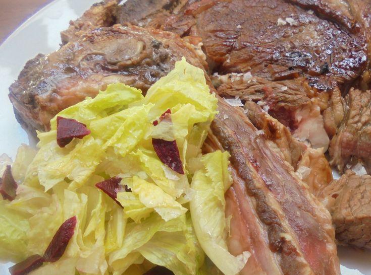 Lomo alto de ternera con salsa de miso http://www.eblex.es/ver_recetas_gourmet.php?id_receta=315 #gastronomía #recetas de Rubén Cordero