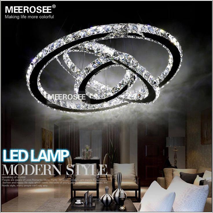 LED-Pendant-Lights-Modern-LED-Lamp-Diamond-Rings-LED-Crystal-Lighting-Dinning-Living-Room-Lustre-kroonluchters.jpg (800×800)