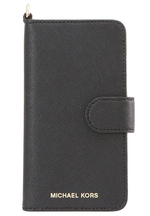 Köp  MICHAEL Michael Kors Mobilväska - black för 699,00 kr (2017-10-26) fraktfritt på Zalando.se