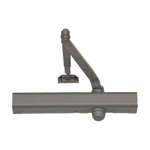 """Yale TJ3311 690 Door Closer Top Jamb w/2-3/4"""" to 6-3/4"""" Reveals Hold Open Size 1-6 Slim Line Cover"""