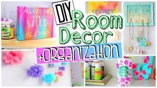 diy room decor - YouTube