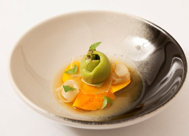 Mango and Pineapple Soup Recipe - Great British Chefs