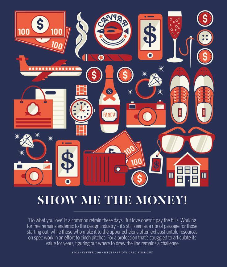 Idealog Magazine article illustration