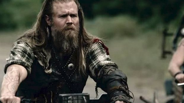First Look: Ryan Hurst in New Show 'Outsiders' | SOAFANATIC