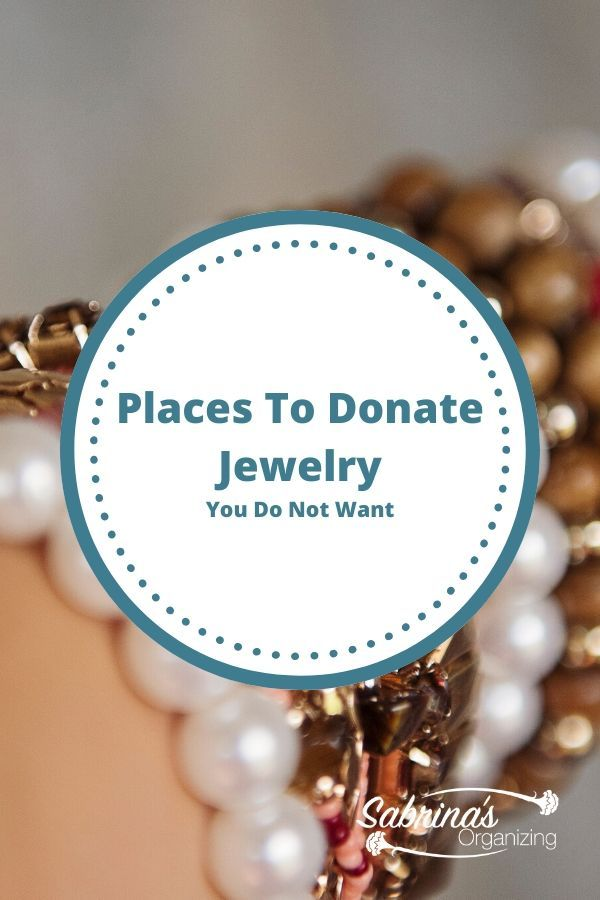 35++ Where can i donate jewelry information