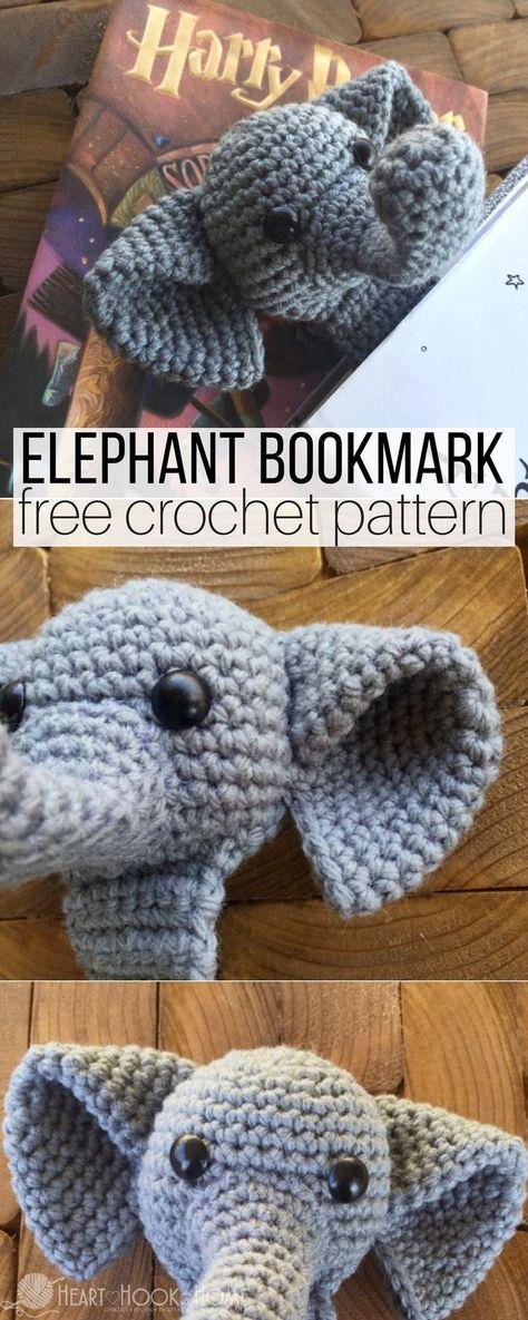 156 best crochet bookmarks images on Pinterest | Lesezeichen ...