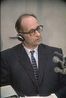 Adolf Eichmann was put on trial in 1961. He was sentenced to death during the trial. He was hanged in Israel on May 31, 1962