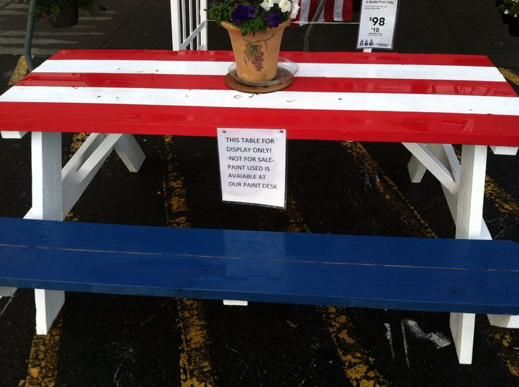 19 Best Images About Picnic Table Ideas On Pinterest