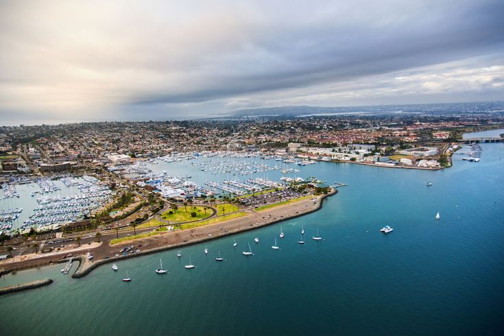 Visit the Popular Water Recreation Area Shelter Island in San Diego