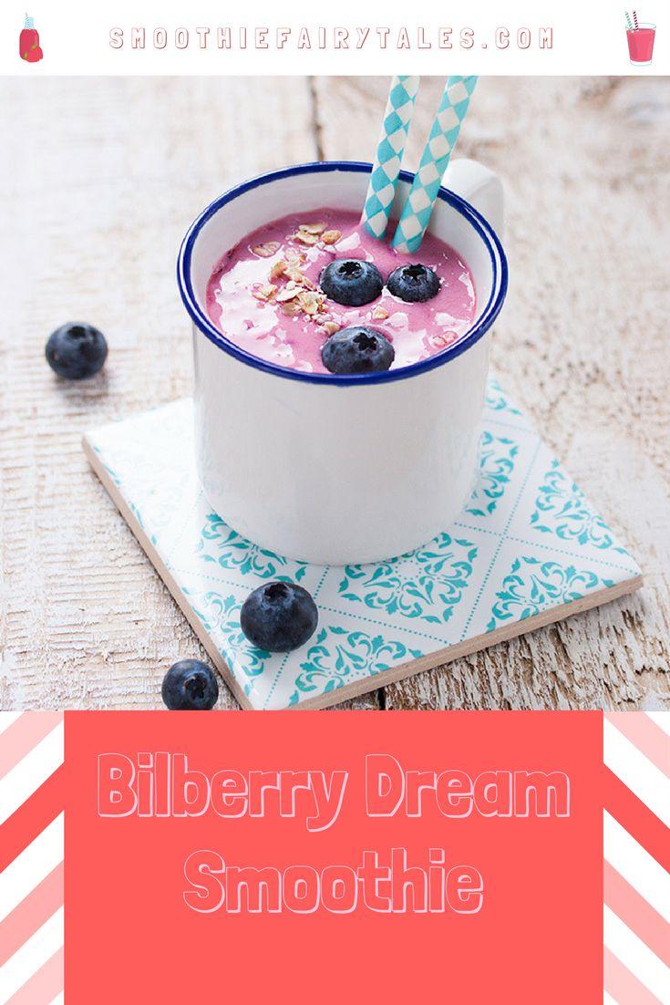 Bilberry Dream Smoothie