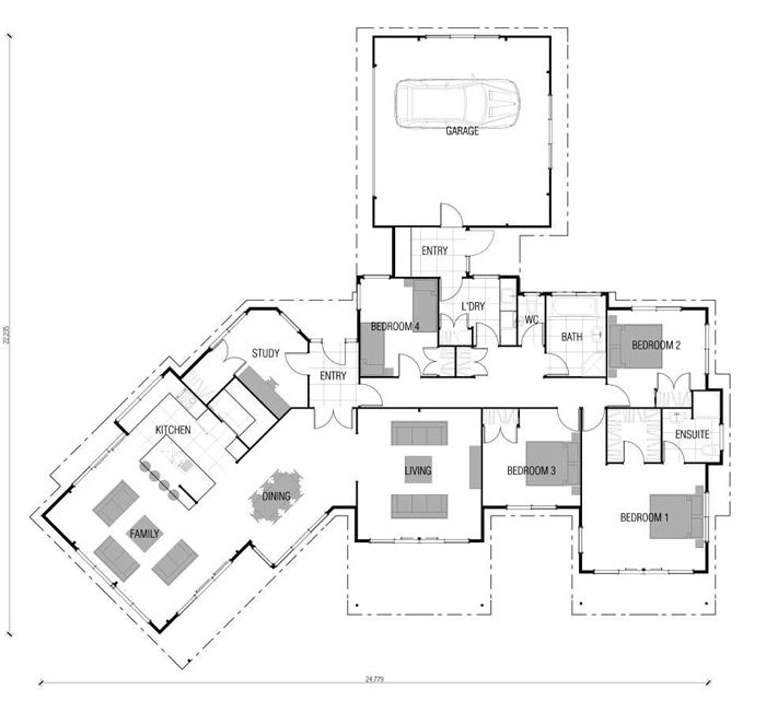 Home Building Wooden Floor Timber Frame House Plans New Zealand House Plans Pool House Designs Architectural Floor Plans House floor plan nz