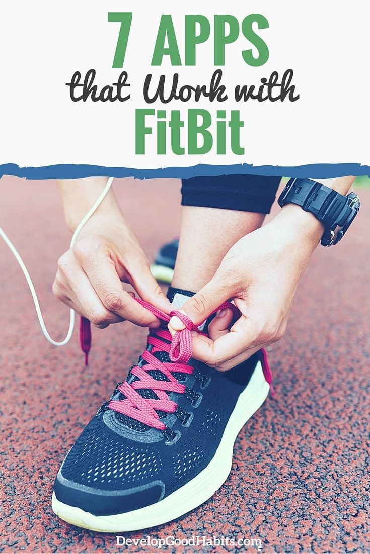 7 Online applications to help you make the most of your Fitbit Pedometer.  | These apps will help you increase your health and fitness and get the most from your pedometer.