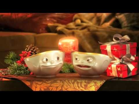 Weihnachtskanne DRK Hausnotruf - YouTube