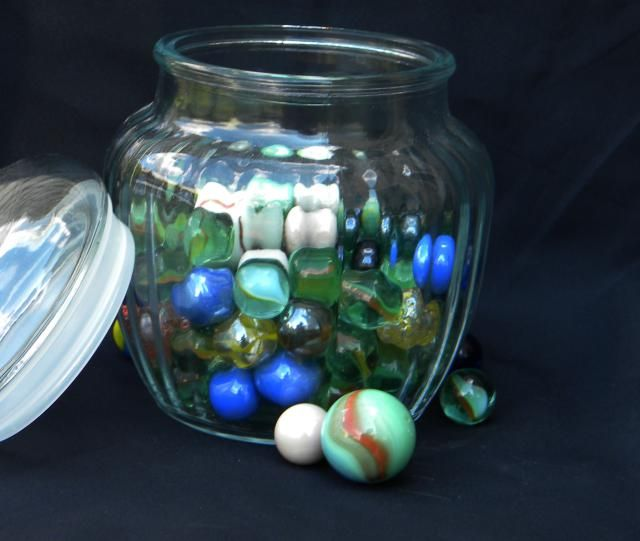 The marble jar can be the key to a successful Positive Behavior Support plan in a classroom.