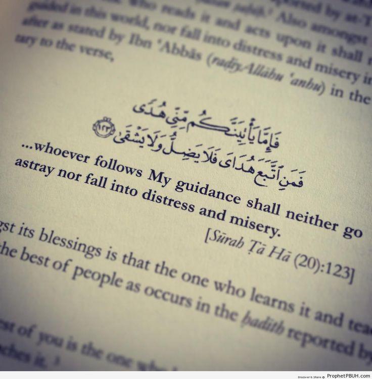 guidance - Quranic Verses Quran Ayat Tumblr