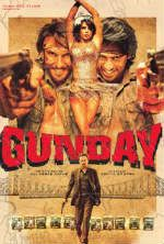 Watch Gunday Full Movie Online Free on OnlineMoviesSpot Movie Name – Gunday (2014) Movie Genre – Action, Crime, Drama Release Date – 14 February 2014 (India) Director – Ali Abbas Zafar Stars – Ranveer Singh, Arjun Kapoor, Priyanka Chopra Movie Length – 152 min Movie Language – Hindi About movie – Two childhood friends travel from Bangladesh to Calcutta during the turbulent 1970s, becoming criminal superstars who both fall for a cabaret dancer.