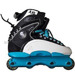 Remz Haffey 2.1 Blue Skates