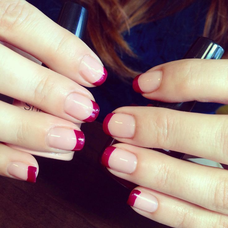 Best 25+ Shellac nail designs ideas on Pinterest | Winter ...