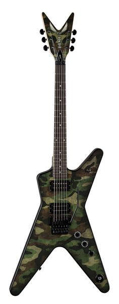 Dean Guitars - Dimebag Dime Camo Floyd ML