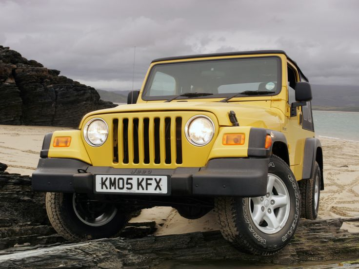 Photos of Jeep Wrangler Sport UKspec (TJ) 19972006 (With
