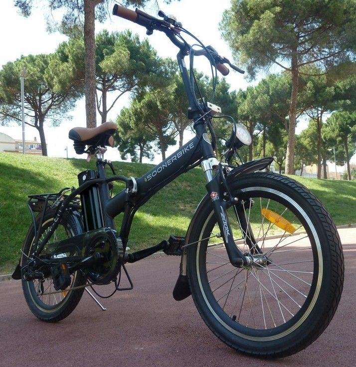 "Bicicleta eléctrica Soonerbike Plegable 20"" Lifepo4  Bicicleta eléctrica Soonerbike plegable 20"" lifepo4  #bicicletaelectrica #bicielectrica #soonerbike #bicicleta #eléctrica #plegable"