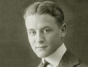 """F. 스콧 피츠제럴드 (1896.9.24 - 1940.12.21)  """"사랑받기는 그리도 쉽다는 것, 사랑하기는 그리도 어렵다는 것"""""""