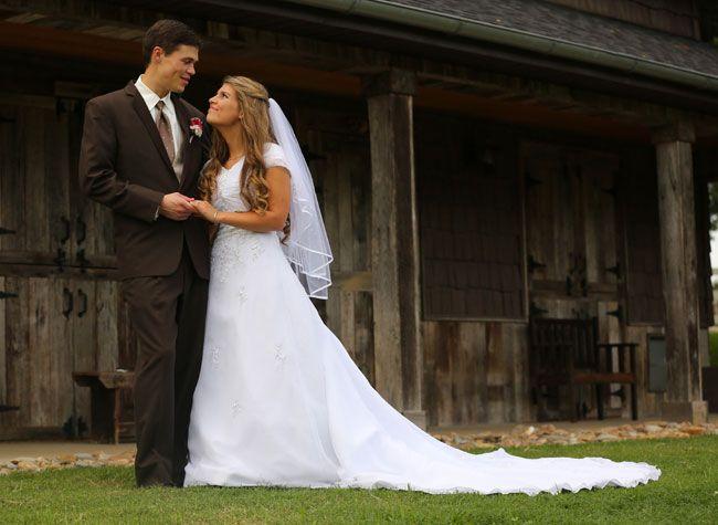 Michaela Bates and Brandon Keilen wedding pictures