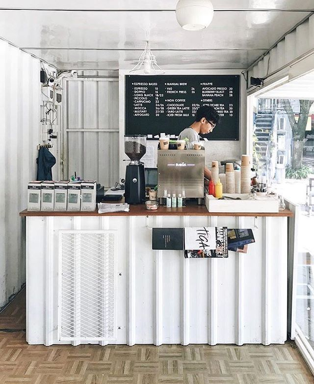 55c1f4c28ab dhiptadi discovered this gem, a coffeeshop inside a container ...