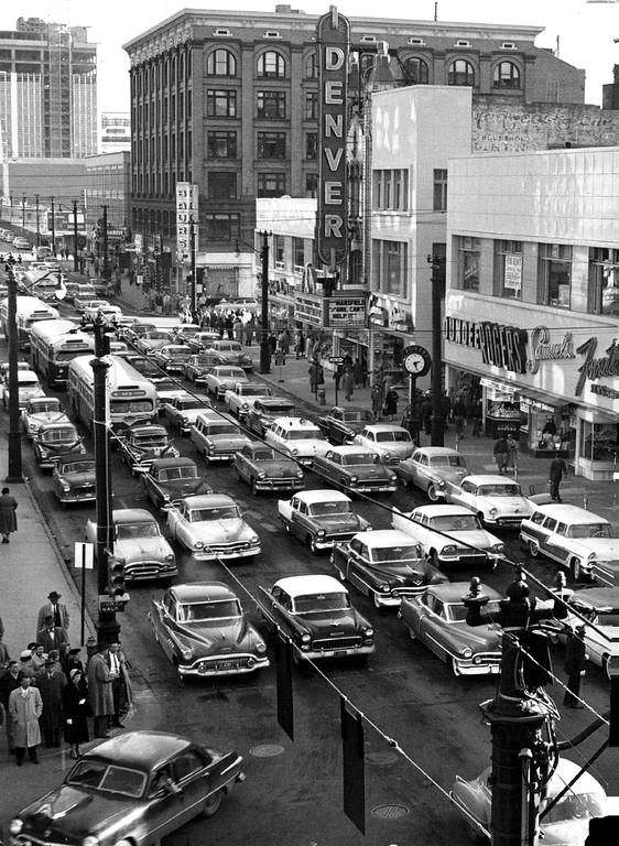 14 Best Photos Of Old Denver Images On Pinterest Denver