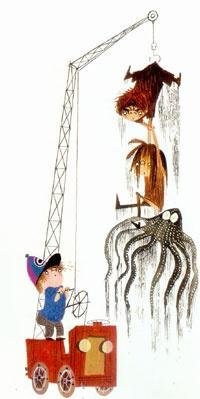 Pluk van de Petteflet. Great stories by Annie M.G. Schmidt. Amazing drawings from Fiep Westendorp