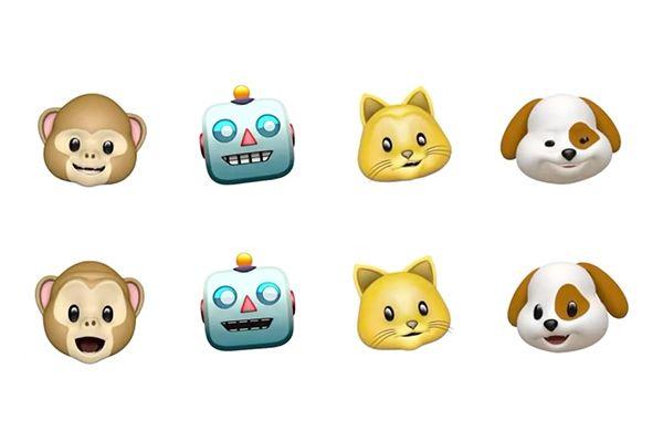 iPhone 8 Will Boast Animoji 3D Animated Emoji That Mimic Facial Expressions