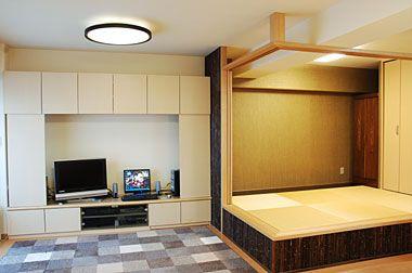 東京都目黒区三田K様邸・リフォーム実例紹介