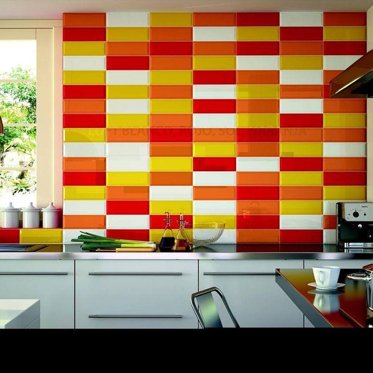 1000 ideas about coloured glass splashbacks on pinterest for Cheap kitchen splashback ideas