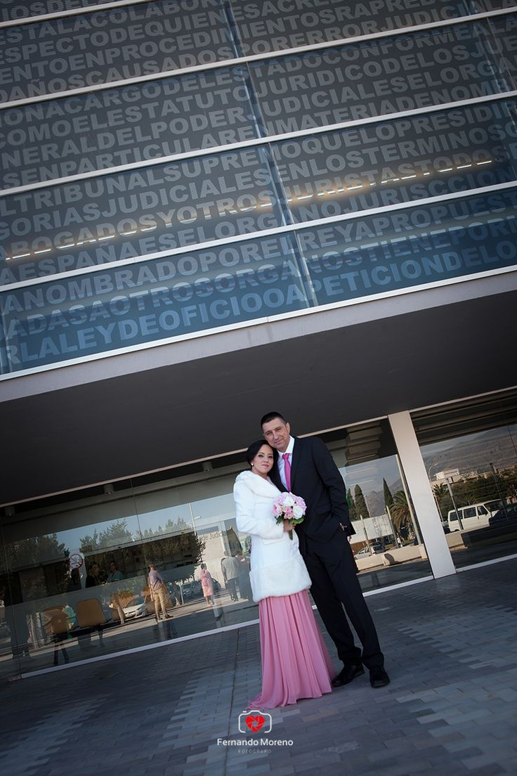 boda civil en el ejido almeria