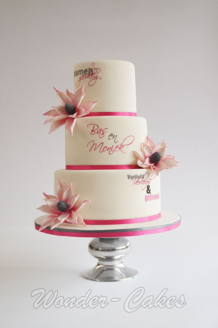 28 best monika & carlos wedding cakes images by Kate Plaskon on ...