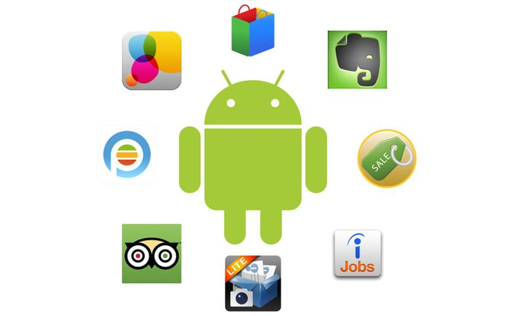 Android apps are available in the Google Play Store. With myriad models to choose from, Android is the leading mobile platform worldwide.  Source(S): http://sjainventuRes.cOm/