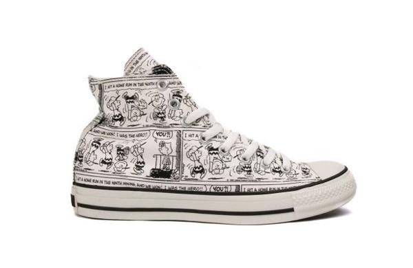 Converse Chuck Taylor Hi x Peanuts – 60th Anniversary Pack ...