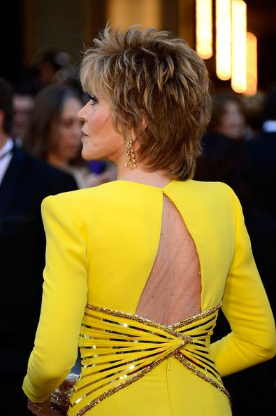 Jane Fonda Pictures - Red Carpet Arrivals at the Oscars - Zimbio